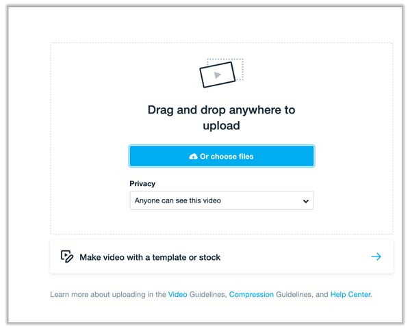 How to upload Aliexpress videos to your shopify description using vimeo