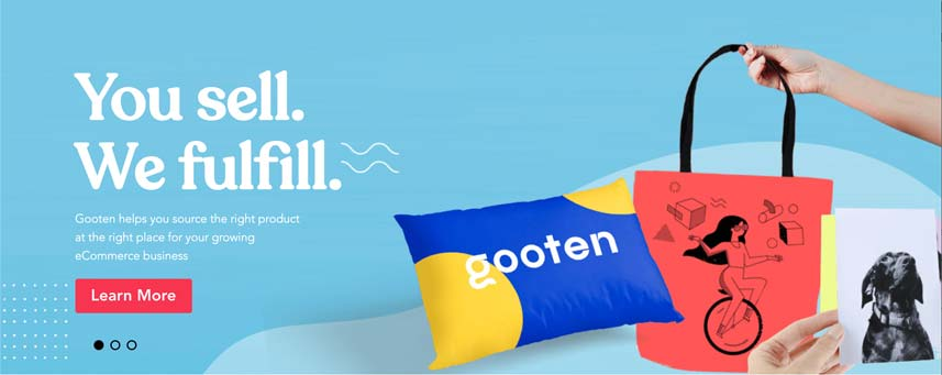 Gooten is a print on demand supplier that you can easily integrate with Etsy