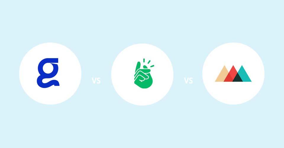 Gooten vs Printify vs Printful, comparing the 3 print on demand companies on pricing and print quality