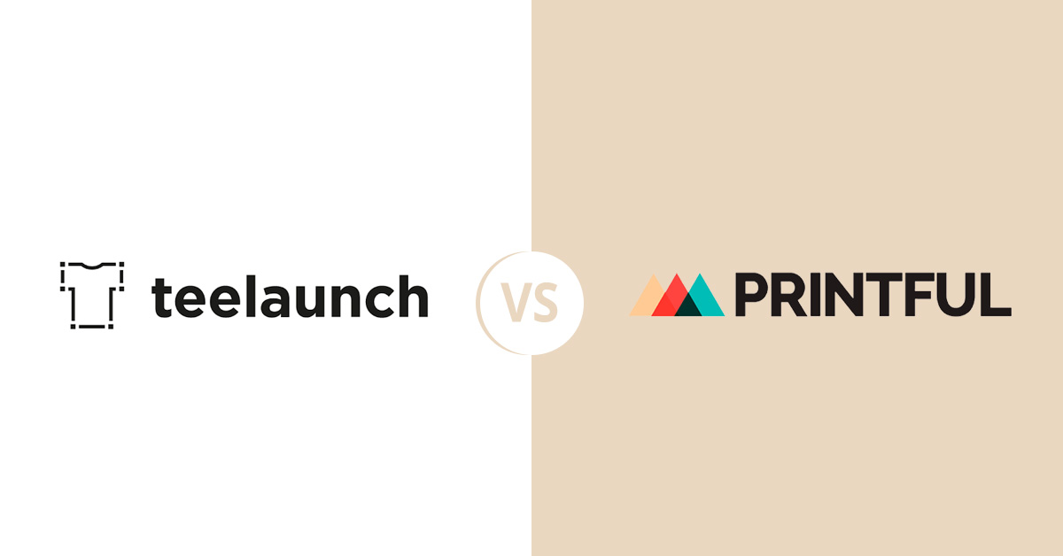 teelaunch vs printful