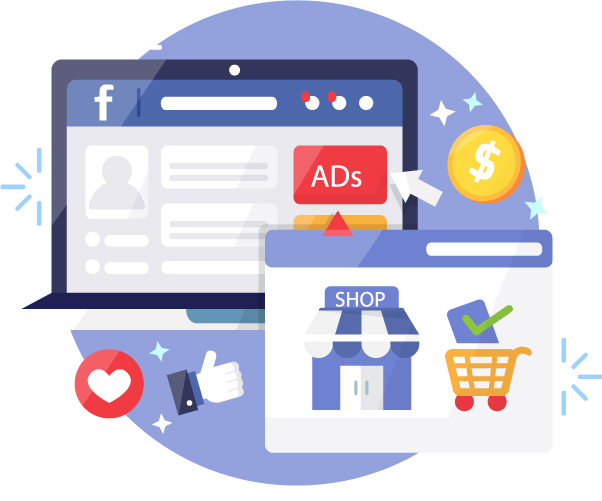 Facebook advertising is the best way to market your dropshipping store as you get high conversion rates and low ad costs