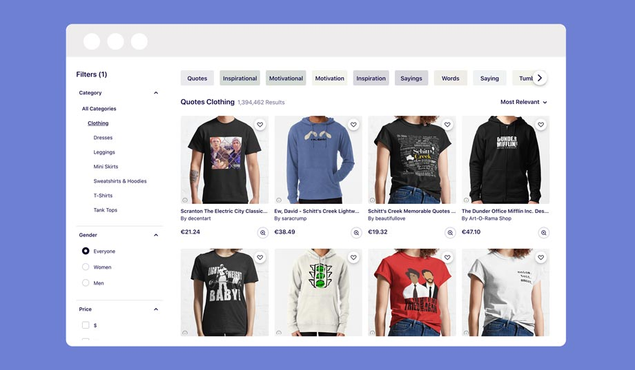 print on demand marketplaces are a great way to sell products online without having to get a website or webshop