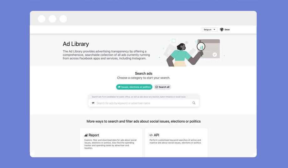 Turbo Ad Finder Alternative: Facebook Ad Library