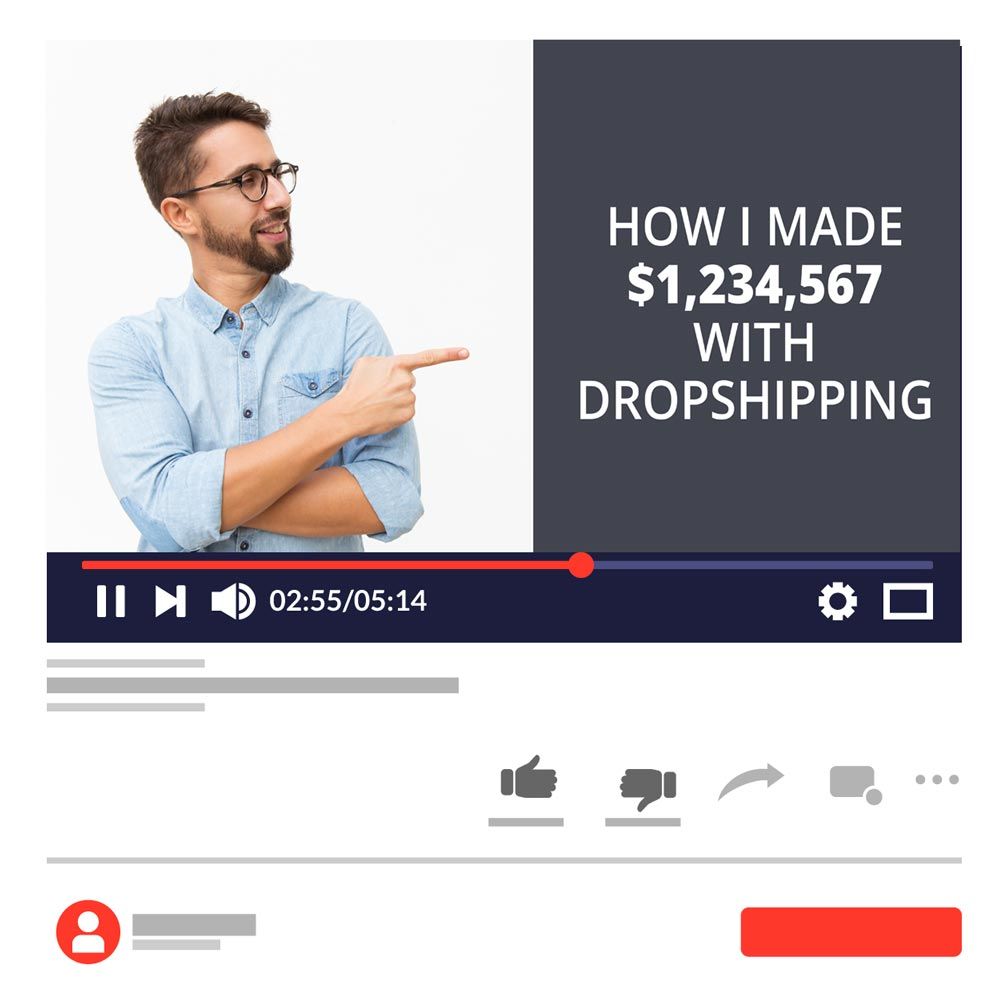 the truth about dropshipping gurus revealed
