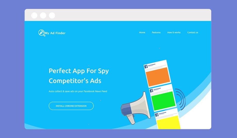 Turbo Ad Finder Alternative: MyAdFinder