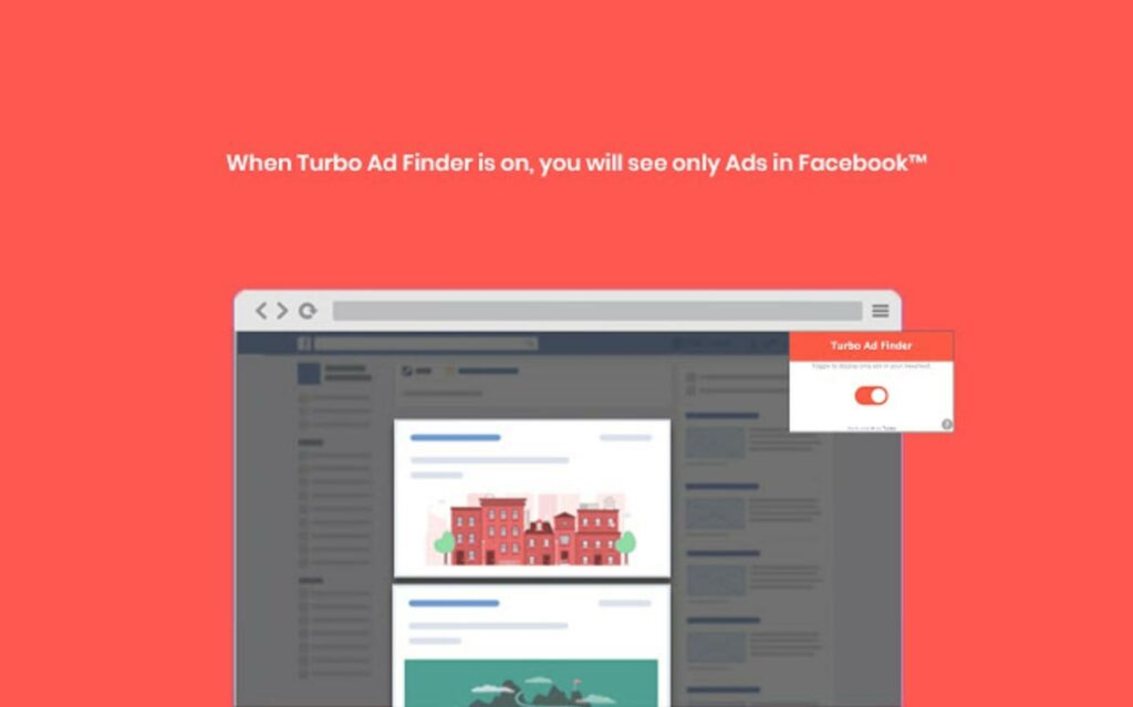 What happened to turbo ad finder that made it stop working?