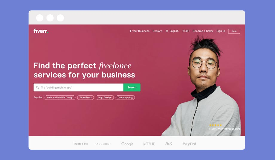 what is fiverr for drop servicing