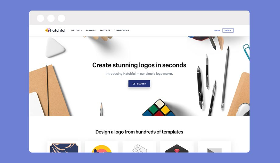 Hatchful is Shopify's free logo creation tool that you can use to create a logo for your Dropshipping store