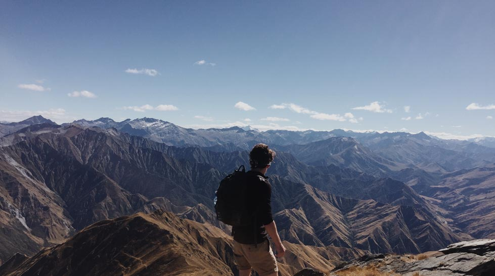 Backpacking new zealand changed my life